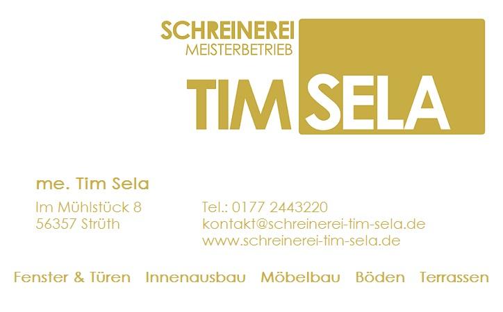 Schreinerei Tim Sela